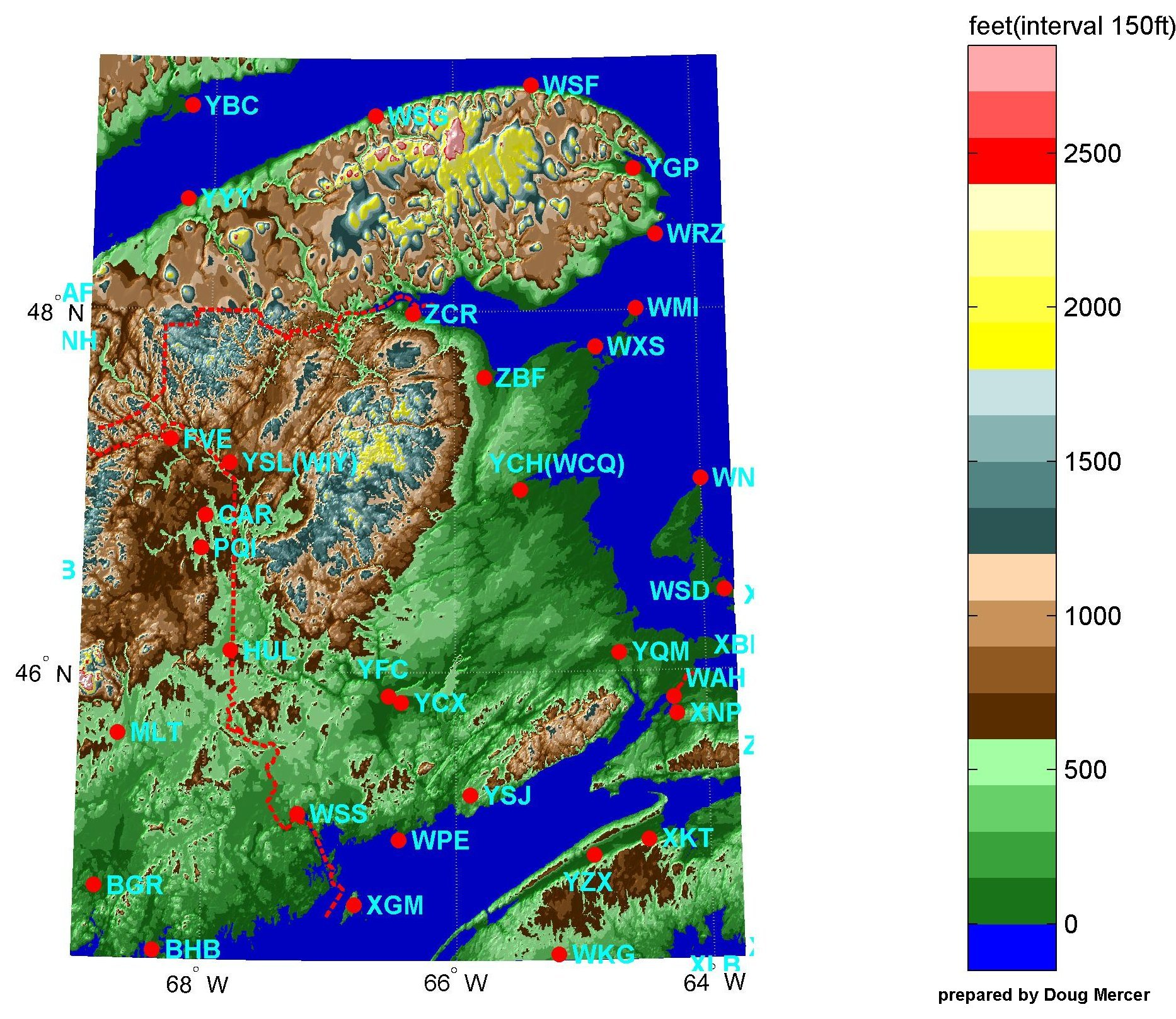 google maps nova scotia
